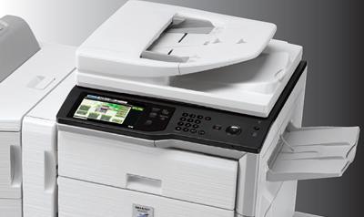 sharp copy machine repair